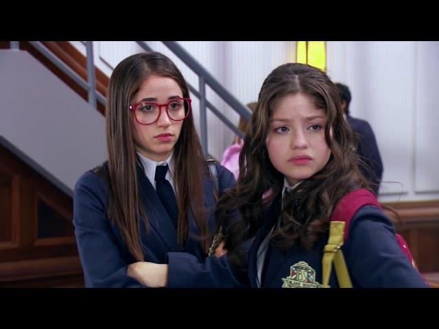 Сериал Disney - Я ЛУНА - Сезон 1 серия 12 - молодёжный сериал