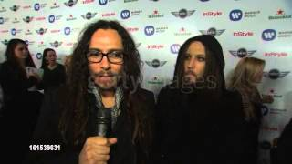 KORN's MUNKY And BRIAN 'HEAD' WELCH Interviewed Together