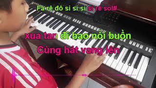 Hãy Hát Lên - Cảm Âm - Intro - Nốt Nhạc DJ ( Công Lâp )