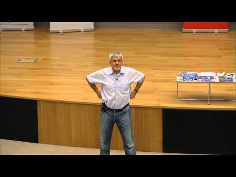 Özyeğin Üniversitesi Tanıtım Sunumu 12. Gün (2. Oturum)