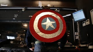 Captain America: The Winter Soldier Trailer - Sweded