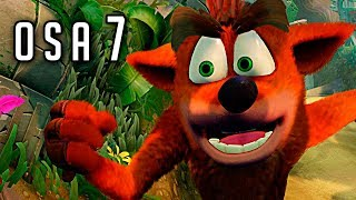 Pelataan: Crash Bandicoot N. Sane Trilogy (PS4) - Osa 7