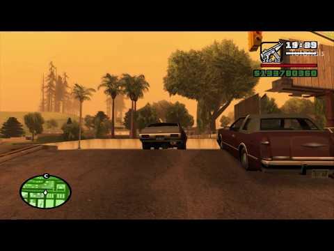 Топ пошлых пасхалок в GTA San Andreas [Easter Eggs]