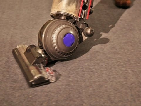 Testing out the Dyson DC40 Origin
