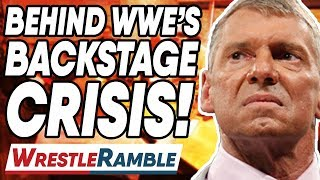 What Is Happening With WWE's SmackDown CRISIS?! | WrestleTalk's WrestleRamble