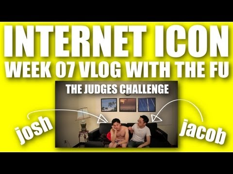 Internet Icon Vlog with The Fu - Week 7 The Judge's Challenge