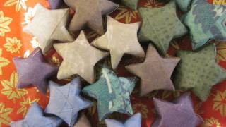Origami Puffy Star Or Lucky Star