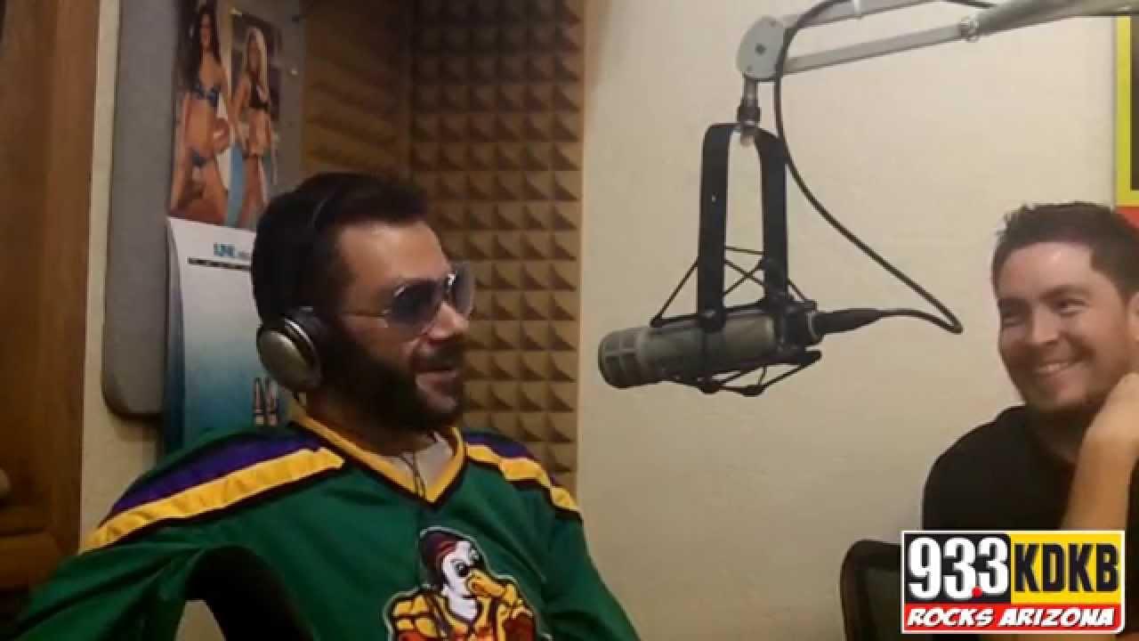 Shaun Weiss Mighty Ducks Shaun Weiss  Goldberg  talks