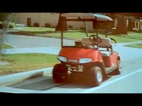 Google's Self-Driving Golf Carts