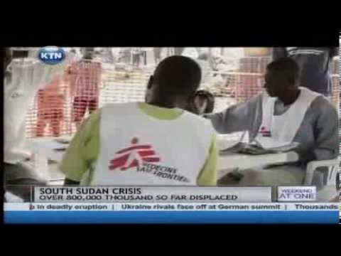 South Sudan Humanitarian Crisis intensifies