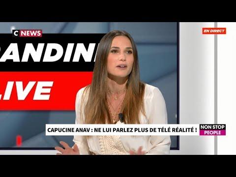 La nouvelle vie de Capucine Anav après la télé réalité