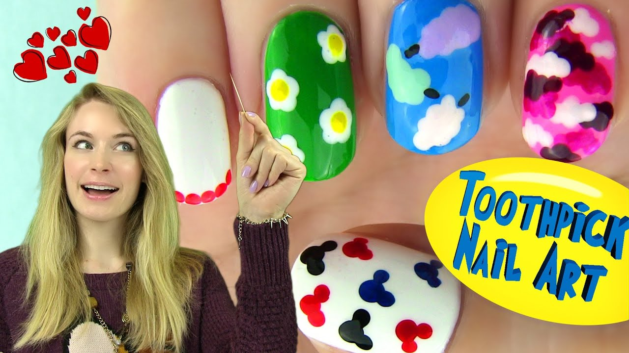 new cute nail designs for kids