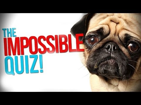 Watch The Impossible Quiz.