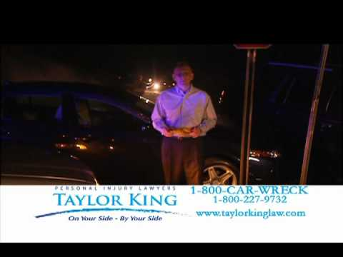 Taylor King Law - Personal Injury Lawyer - Arkansas - Rules of the Road - Speeding 08-2009