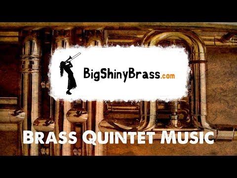 Big Shiny Brass Quintet Bundle - PDF sheet music
