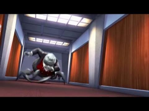 Corto Estructura - Monsters Inc.