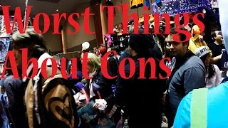 Top 10 Worst Things About Anime Conventions