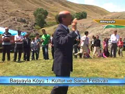 Başyayla Köyü 1.Kültür ve Sanat Festivali-2