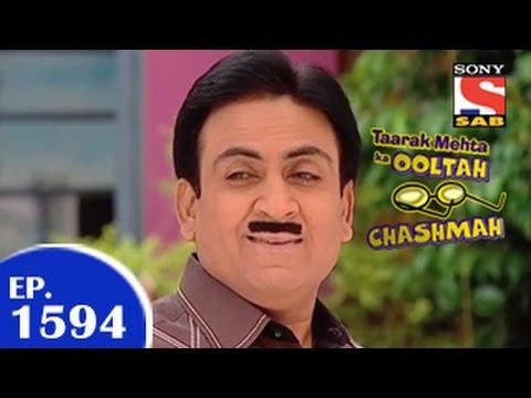 Taarak Mehta Ka Ooltah Chashmah - तारक मेहता - Episode 1594 - 27th January 2015 video