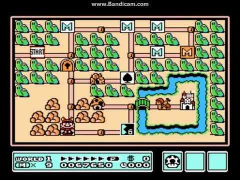Super Mario Bros 3 - Super Mario Bros. 3 on Vizzed - User video