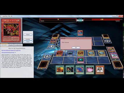 Dragon Mitico + dioses Egipcios +The Creator god of ligth, Horakthy YGO-PRO