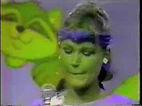 Xuxa, uma candura de mulher...