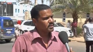 احتجاج على مصادرة صحف سودانية