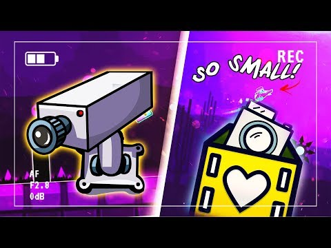 GEOMETRY DASH 2.2: CAMERA CONTROLS - FIRST LOOK!