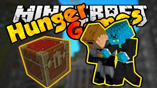 Minecraft: HUNGER GAMES - NEVIDLJIVI CHEST CHALLENGE (ft. MarkoKOFS)