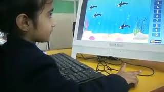 Beaconhouse Enhanced Learning Environment - ELE/ Underwater Counting - by Extracurricular