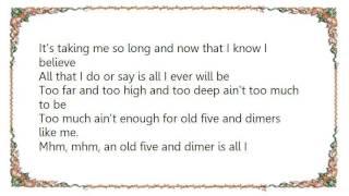 Watch Waylon Jennings Old Five And Dimers Like Me video