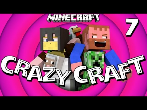 Minecraft Mods ★ DEADLY SPIT BUG ★ CrazyCraft [7]