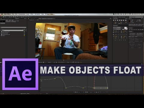 Make Things Float in After Effects