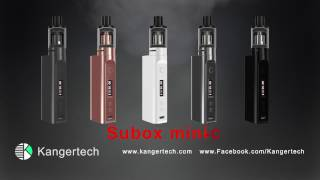 Kangertech SUBOX Mini-C Starter kit Elektronik Sigara