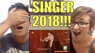 KZ Tandingan Belts Rolling in the Deep | China Singer 2018 High Definition REACTION