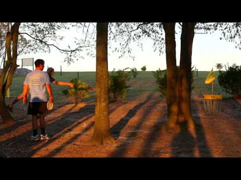 2013 National Collegiate Disc Golf Championships: Men's Singles, Final 13