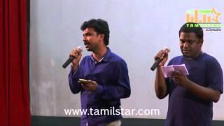 Unakkul Naan Audio Launch Part 1
