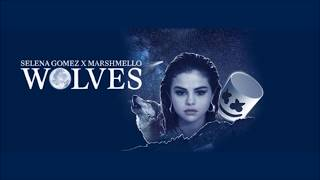 Download Lagu Selena Gomez, Marshmello - Wolves (Audio) Gratis STAFABAND