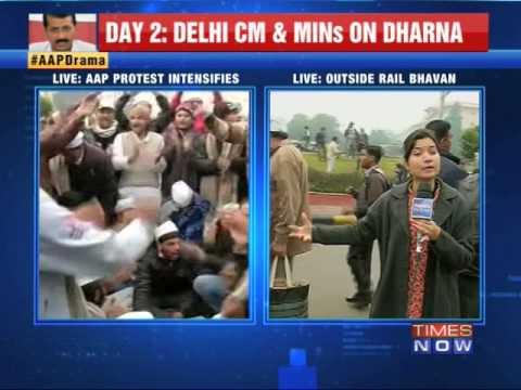 Arvind Kejriwal lashes out at Home Minister Sushil Kumar Shinde