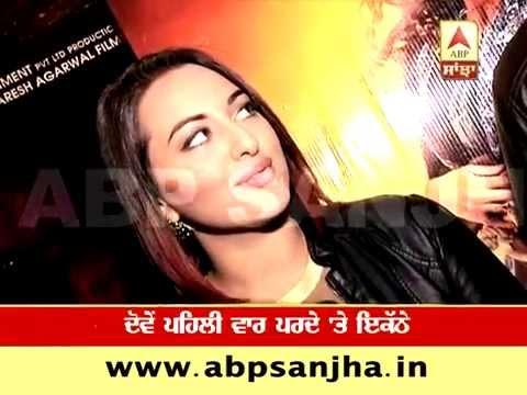ABP SANJHA SPECIAL: Arjun Kapoor shows off his 'Tevar'