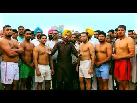 Harinder Sandhu - Kabadi - Goyal Music - Official Song Hd video