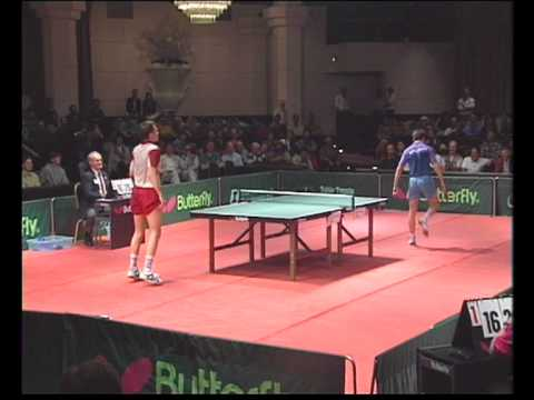 Hilarious Table Tennis Exhibition