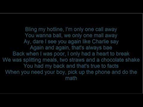 Charlie Puth - One Call Away Ft. Tyga