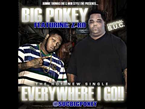 Big Pokey - Everywhere I Go (feat. Z-RO) NEW 2012