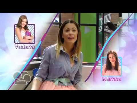 Violetta - Martina Stoessel o Violetta? Intervista - YouTube