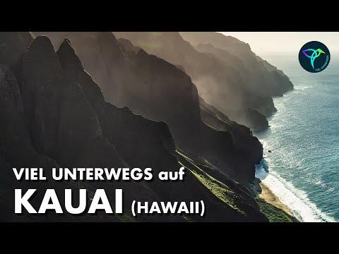 Kauai Hawaii Sehenswürdigkeiten: Highlights & Impressionen von der grünen Insel