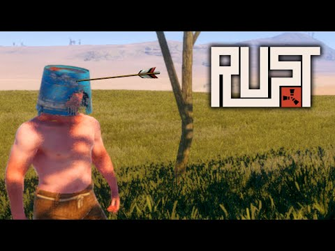 ARROW TO THE HEAD ★ Rust (11): Survival Games