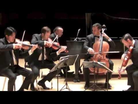 Love Triangle -- Miró Quartet/Jon Kimura Parker 2014-2015