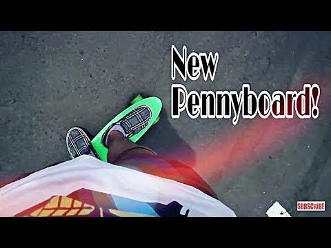NEW PENNYBOARD!!