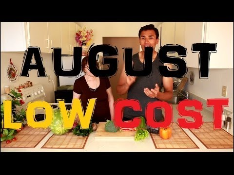 Season 1 Episode 80: Fruits & Vegetables I Buy in August